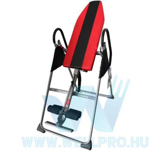 WELLPRO K003 Red gerincnyújtó pad, összecsukható
